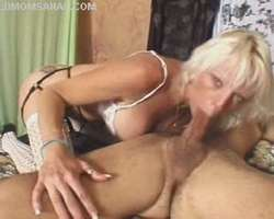 Mature First Anal